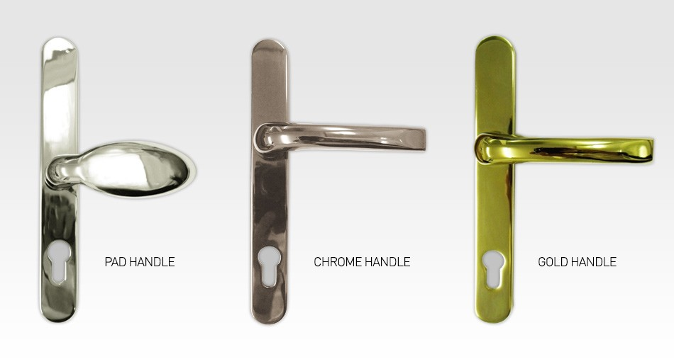 Door furniture accessories the composite door gallery for Door furniture uk