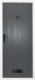 Flint Cottage Composite Doors