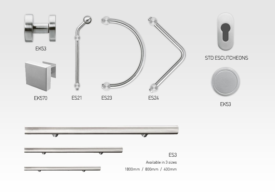 Italia Door Furniture Range
