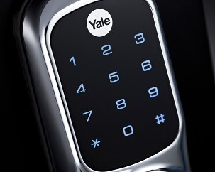 Keyless Digital Lock